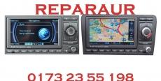 Audi A3 RNS-E MMI RNSE Navigation - Reparatur Lesefehler