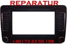 VW Sharan RNS 510 Navigation LCD Touch Weiß Display Reparatur