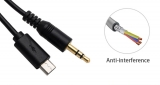 AMI MDI Adapter Kabel cable auf Audio Micro USB Aux 3.5mm fur VW Audi Skoda