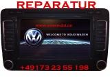 Skoda RNS 510 Navigation | Reparatur Start Error | Bootfehler | Logo Neu Startet