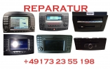 Mercedes Benz APS NTG1 NTG2 Command 2.5 Display Hell Schwarz Defekt Reparatur