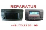 Mercedes Benz Comand DVD-Laufwerk Laser Display Reparatur APS Command  für Pauschalpreis Bitte Anfragen